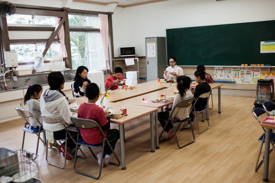 Картинки в японии школа
